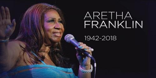 US singer Aretha Franklin dies at 76