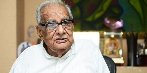 Veteran journalist and former Rajya Sabha MP Kuldip Nayar dies at 95