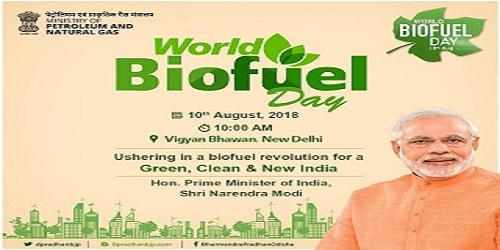 World Biofuel Day
