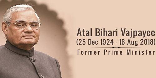 Atal Bihari Vajpayee, former Prime Minister, passes away at 93