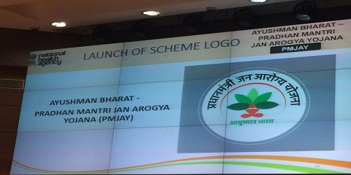 Logo of Ayushman Bharat Scheme was released and 29 states and UTs signed MoU for implementation of Ayushman Bharat scheme: J P Nadda