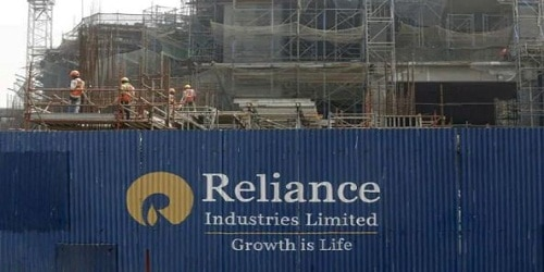 Reliance Industries (RIL) became the first Indian company to cross Rs 8 lakh crore