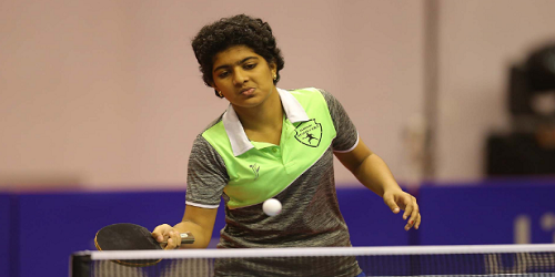 Swastika Ghosh wins bronze in Hong Kong Open (table tennis)