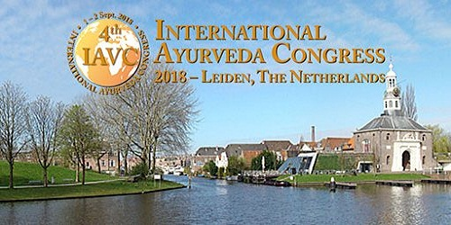 3 day 4th International Ayurveda Congress held at Netherlands inaugurated by AYUSH minister
