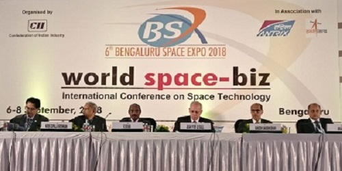 6th edition of Bengaluru Space Expo