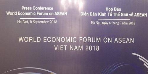 ASEAN World Economic Forum began in Hanoi, Vietnam
