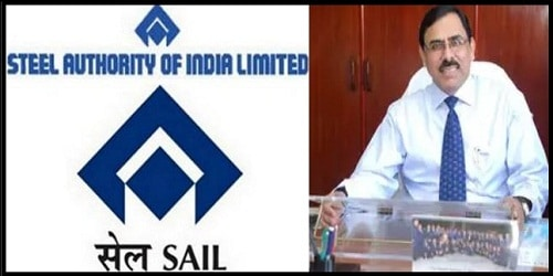 Anil Kumar Chaudhary replaced P K Singh as new SAIL chairman
