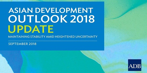 Asian Development Outlook (ADO) 2018