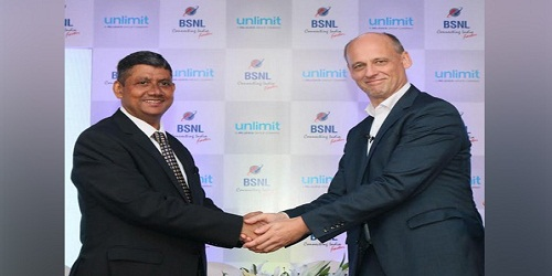 BSNL & Unlimit ink partnership for IoT services in India