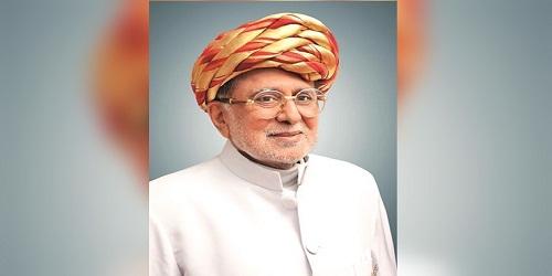 Former Gujarat finance minister Manoharsinh Jadeja dead