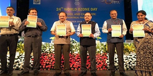 Harsh Vardhan releases draft India Cooling Action Plan (ICAP)