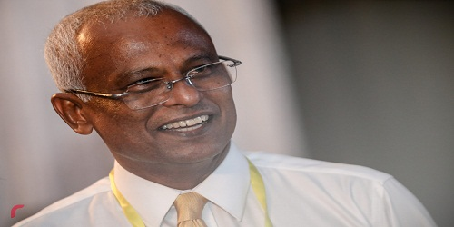 Ibrahim Mohamed Solih elected as the New President of Maldives