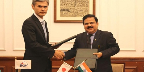 India and Japan sign Loan Agreement for Construction of 2 Railway Project with Japan International Cooperation Agency (JICA)