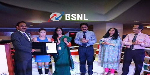 Indian boxer Mary Kom signed as brand ambassador by BSNL for 2 years