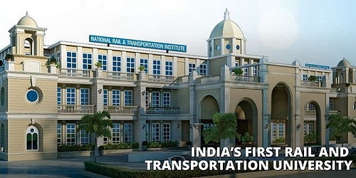 National Rail and Transportation Institute (NRTI): India's first railway varsity starts operations in Vadodara