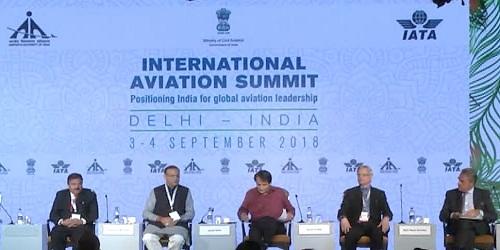International Aviation Summit held in New Delhi