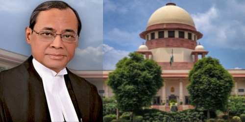 Justice Ranjan Gogoi to take charge as Chief Justice of India on October 3