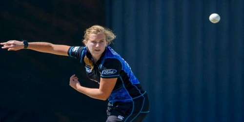 New Zealand spinner Morna Nielsen retires from all forms of cricket