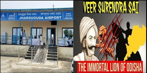 Newly-built Jharsuguda airport to be renamed after noted freedom fighter Veer Surendra Sai: Odisha Assembly
