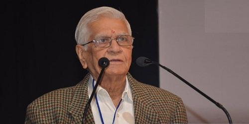 Padma Bhushan economist VS Vyas passes away