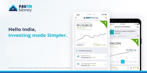 Paytm Money App For Mutual Funds Launched with SIPs starting at just Rs 10