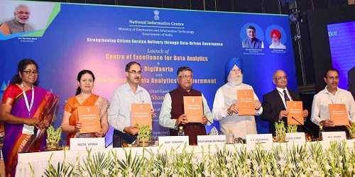 Ravi Shankar Prasad launched Centre of Excellence for Data Analytics