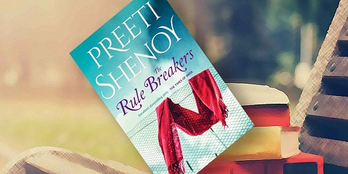 Forbes-nominated author Preeti Shenoy pens new book: 'The Rule Breakers'