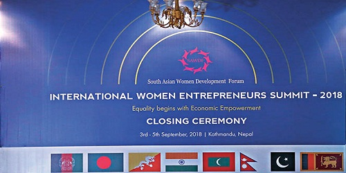 The International Women Entrepreneurs Summit 2018