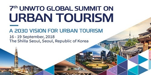 7th UNWTO Global Summit on Urban Tourism held in Seoul, Republic of Korea