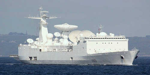 VC 11184: HSL to undertake sea trials of India's first ocean surveillance ship.