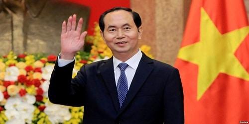 Vietnam President Tran Dai Quang Dies at 61
