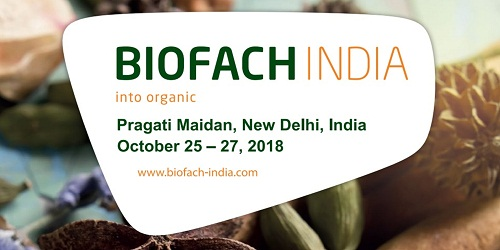 10th Edition of BIOFACH INDIA inaugurated by Union Minister Suresh Prabhu