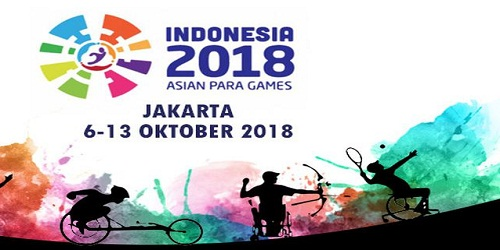 2018 Asian Para Games in Jakarta, Indonesia