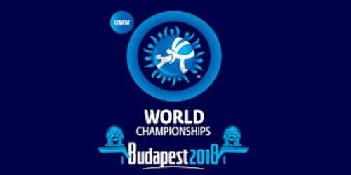 2018 Senior World Wrestling Championships in Budapest, Hungary