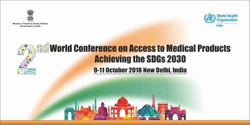 '2nd World Conference on Access to Medical Products: Achieving the SDGs 2030' inaugurated by Shri J P Nadda
