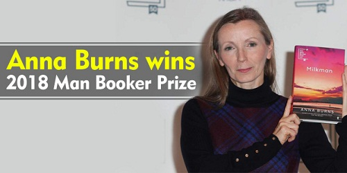 Anna Burns wins 50th Man Booker Prize with Milkman