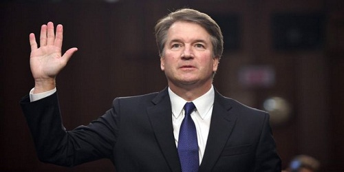 Brett Kavanaugh Sworn In As US Supreme Court Justice
