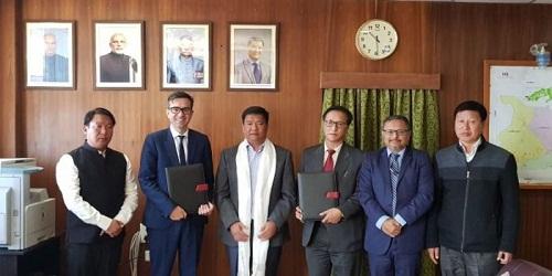 British Council, Arunachal Pradesh signed MoU on educational collaborationBritish Council, Arunachal Pradesh signed MoU on educational collaboration