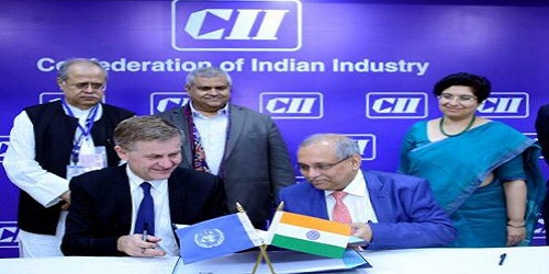 CII, UN Environment signed MoU for environmental cooperation