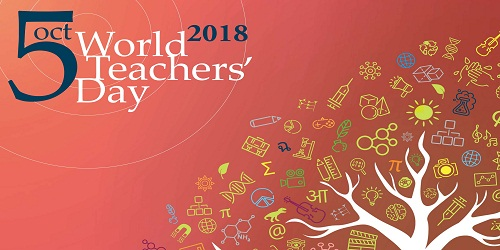 25th International teachers day commences on October 5