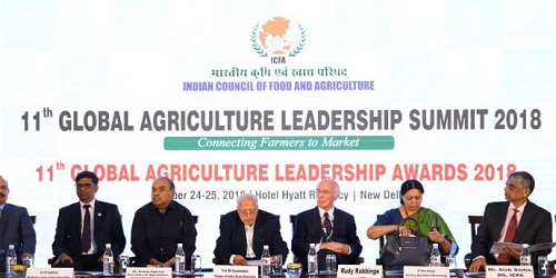 Global Agricultural Summit 2018