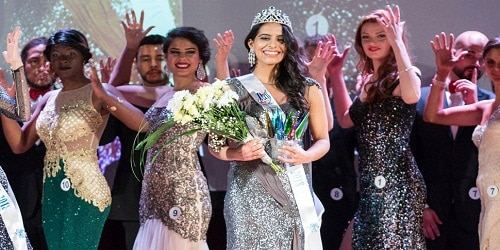 Haryana girl Nishtha Dudeja won Miss Deaf Asia 2018 crown