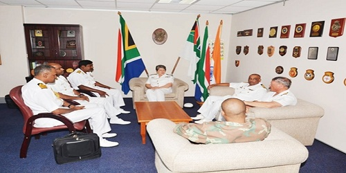14 –day IBSAMAR VI: India, Brazil & SA Navies train to build interoperability in South Africa