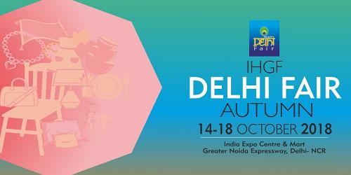 46th edition of IHGF-Delhi Fair Autumn-2018 inaugurated by MoS for Textile Ajay Tamta