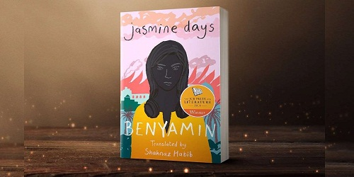Jasmine Days by Benyamin bagged JCB Prize for Literature