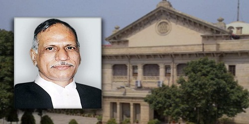 Justice Govind Mathur appointed as acting Chief Justice of Allahabad High Court