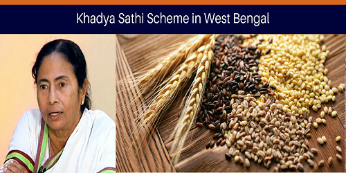 Khadya Sathi: Food Security Scheme launched by West Bengal