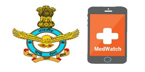 MedWatch': Mobile Health app for citizens of India Launched by IAF on Air Force Day