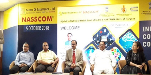 NASSCOM unveils Centre of Excellence for IoT in Haryana