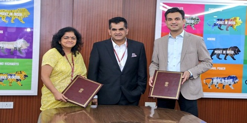 NITI Aayog & Microsoft India partnered to bring in AI tools for agriculture and healthcare